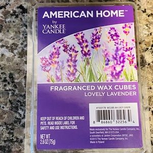 4/$15 Yankee Candle Cubes